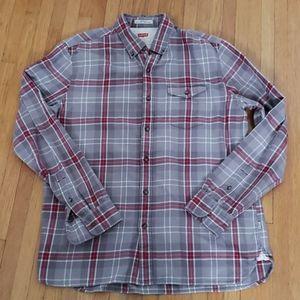 Levi's Plaid Flannel shirt